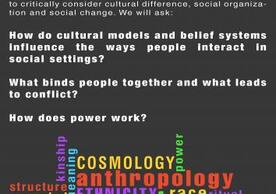 ANTH S110 Introduction to Cultural Anthropology